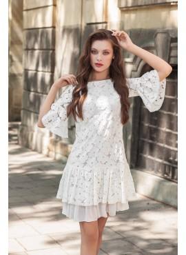Мереживна сукня мод.5299