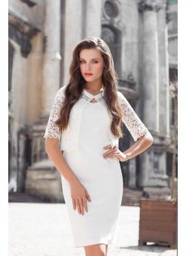 Сукня-футляр з болеро мод.5243/7093