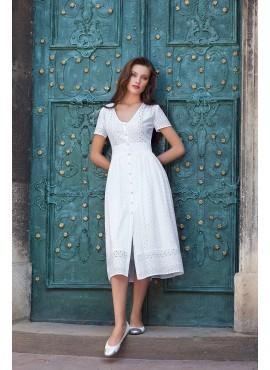Елегантна літня сукня мод.5268