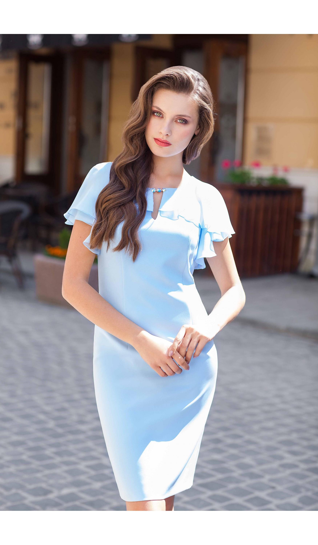 Елегантна нарядна сукня мод.5290