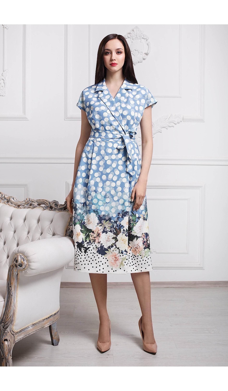Сукня-кімоно мод.5310