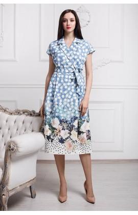 Платье-кимоно мод.5310
