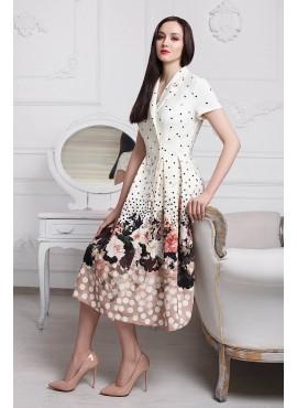 Стильна сукня мод.5341