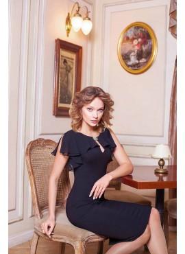 Сукня з рюшами мод.5290