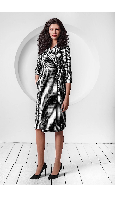 Офісна сукня мод.5335