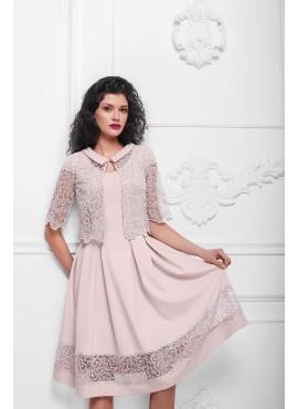 Нарядна сукня з болеро мод.5168/7093