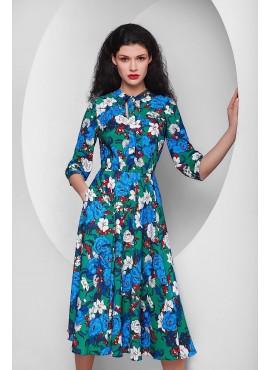 Ефектна сукня мод.5302